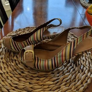Shoes - Colorful heels